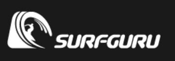 surfguru previsão ondas e maré
