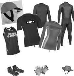 Vestuário esportivo